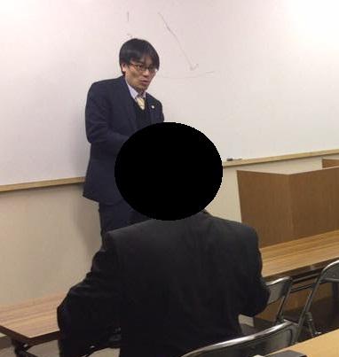 行政書士等士業向けでのセミナー講師